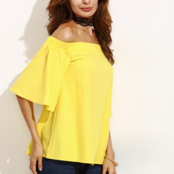 boutique Tops - Shirt